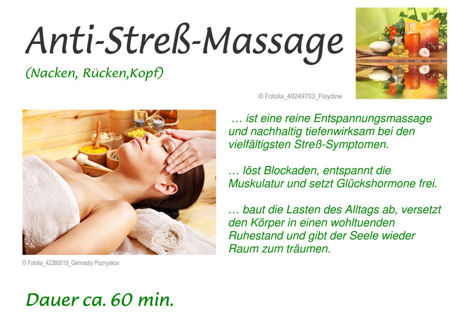Anti-Stress Massage