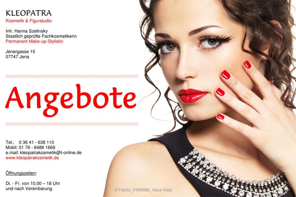 KLEOPATRA Kosmetik- & Figurstudio