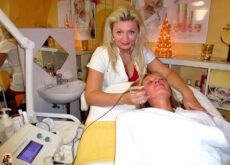 Mesotherapie für die Frau